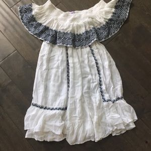 Brand new dress or beach cover up